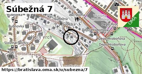 Súbežná 7, Bratislava
