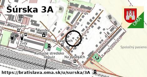 Šúrska 3A, Bratislava