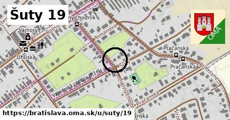 Šuty 19, Bratislava