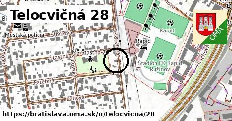 Telocvičná 28, Bratislava