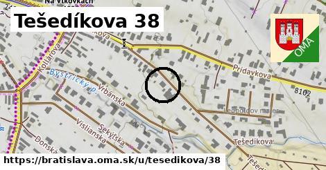 Tešedíkova 38, Bratislava