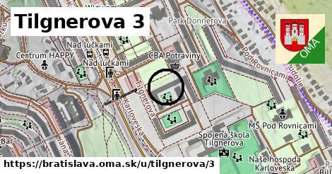 Tilgnerova 3, Bratislava