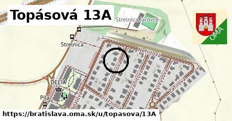 Topásová 13A, Bratislava