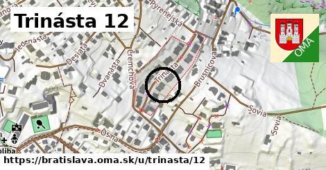 Trinásta 12, Bratislava