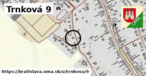 Trnková 9, Bratislava