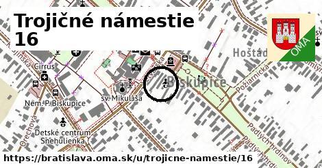 Trojičné námestie 16, Bratislava