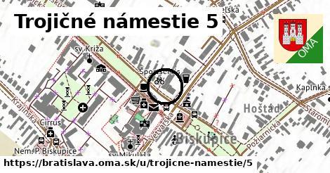 Trojičné námestie 5, Bratislava