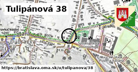 Tulipánová 38, Bratislava
