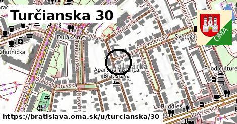Turčianska 30, Bratislava