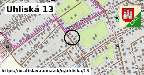 Uhliská 13, Bratislava