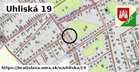 Uhliská 19, Bratislava