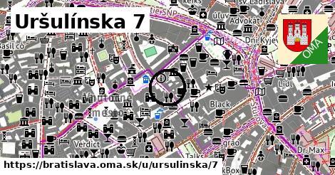 Uršulínska 7, Bratislava