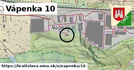 Vápenka 10, Bratislava