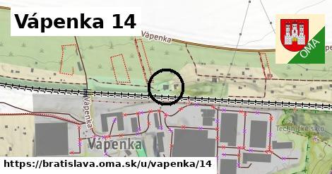 Vápenka 14, Bratislava
