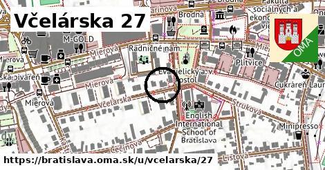 Včelárska 27, Bratislava