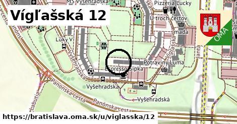 Vígľašská 12, Bratislava