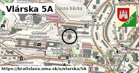 Vlárska 5A, Bratislava