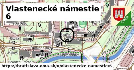 Vlastenecké námestie 6, Bratislava