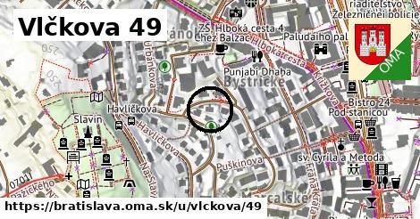 Vlčkova 49, Bratislava