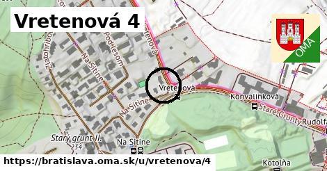Vretenová 4, Bratislava
