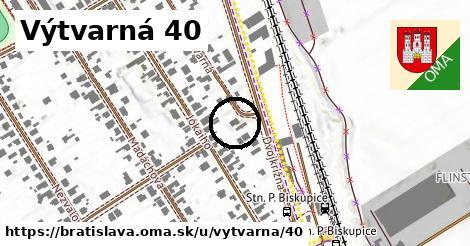 Výtvarná 40, Bratislava