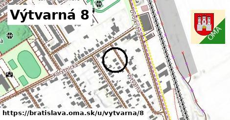 Výtvarná 8, Bratislava