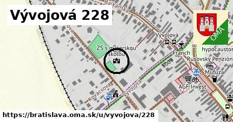 Vývojová 228, Bratislava