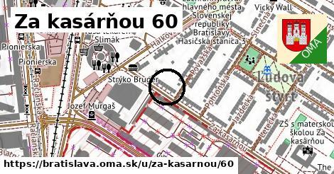 Za kasárňou 60, Bratislava