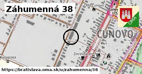 Záhumenná 38, Bratislava