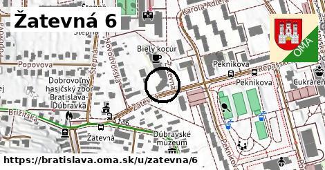 Žatevná 6, Bratislava