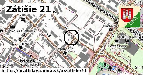 Zátišie 21, Bratislava