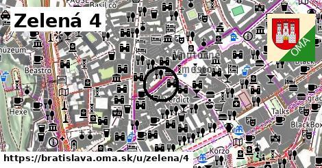 Zelená 4, Bratislava