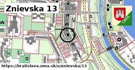 Znievska 13, Bratislava
