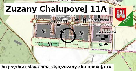 Zuzany Chalupovej 11A, Bratislava