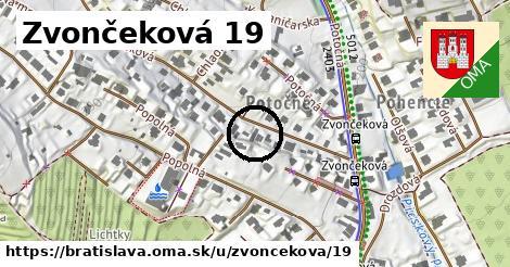 Zvončeková 19, Bratislava