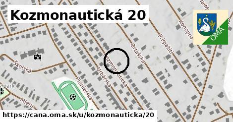Kozmonautická 20, Čaňa
