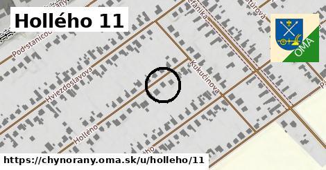 Hollého 11, Chynorany