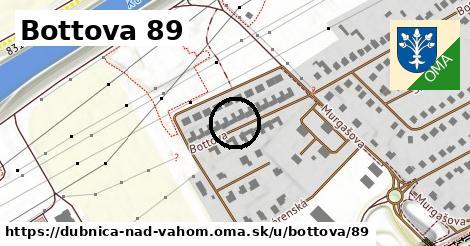 Bottova 89, Dubnica nad Váhom