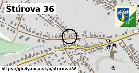 Štúrova 36, Gbely
