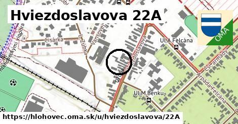 Hviezdoslavova 22A, Hlohovec