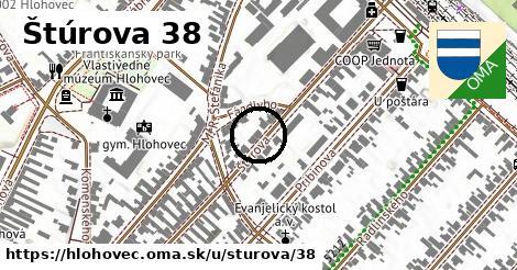 Štúrova 38, Hlohovec