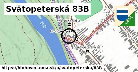 Svätopeterská 83B, Hlohovec