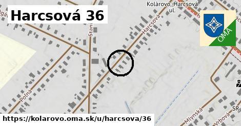 Harcsová 36, Kolárovo