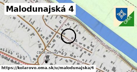 Malodunajská 4, Kolárovo