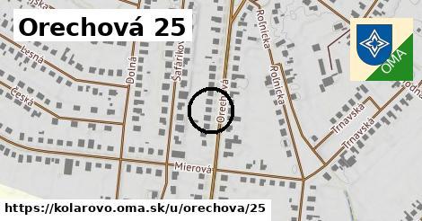 Orechová 25, Kolárovo