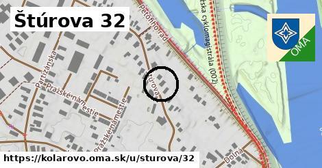 Štúrova 32, Kolárovo
