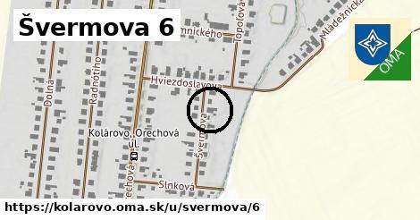 Švermova 6, Kolárovo