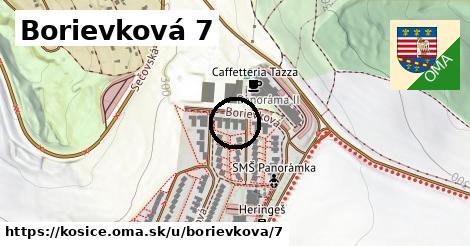 Borievková 7, Košice