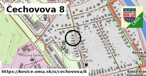 Čechovova 8, Košice