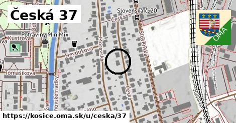 Česká 37, Košice